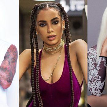 Mc Livinho no topo do Spotify; Anitta e Pabllo Vittar reinam com dois singles!
