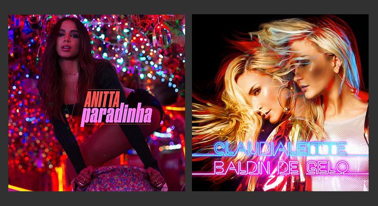Por que enaltecemos Anitta e depreciamos o trabalho de Claudia Leitte?