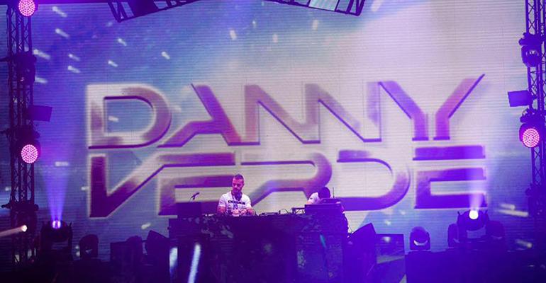 DJ Danny Verde – Podcast