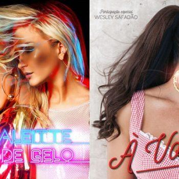 Claudia Leitte e Ivete Sangalo figuram na lista Global Viral 50 do Spotify
