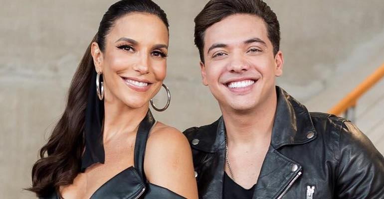"""Ouça """"À Vontade"""", novo single de Ivete Sangalo com Wesley Safadão"""