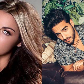 """Para não se """"queimar"""" com Maluma, Maite Perroni dá péssima resposta sobre machismo no reggaeton"""