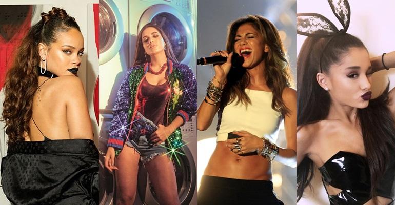 ESPECIAL: 10 famosos cantando músicas de sucesso!