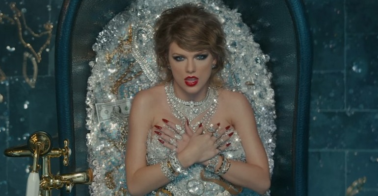 "Assista ao clipe de ""Look What You Made Me Do"", de Taylor Swift e sua nova era!"