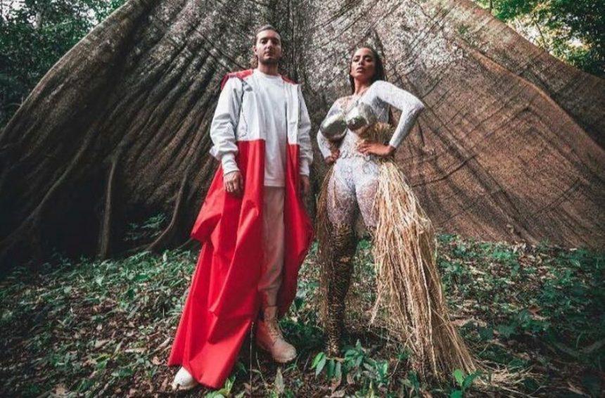 """Ouça """"Is That For Me"""", novo single de Anitta e Alesso"""