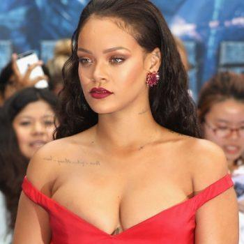 Rihanna rebate críticas sobre suas mudanças corporais