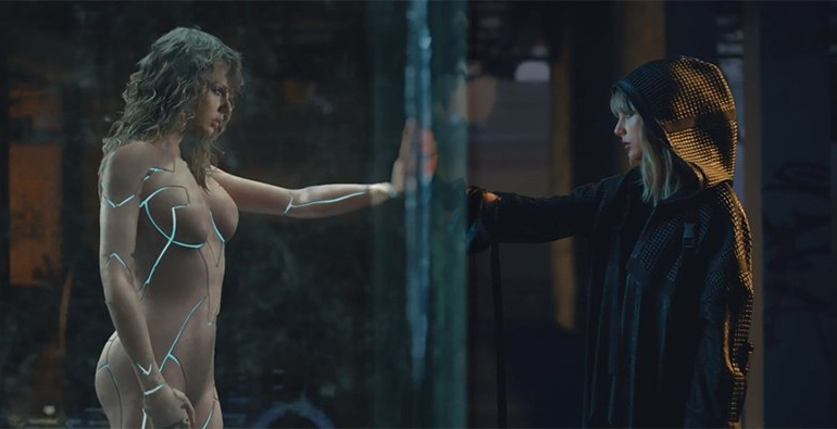 "Assista ao clipe futurista de Taylor Swift para ""…Ready For It?"""