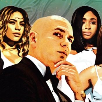 "Pitbull lança clipe de ""Por Favor"" com o Fifth Harmony"