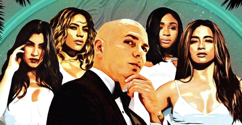 """Pitbull lança clipe de """"Por Favor"""" com o Fifth Harmony"""