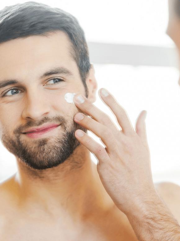 10 mancadas dos homens no cuidado com o rosto