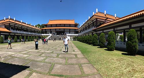 ROTEIRO: Templo Zu Lai é um excelente destino para uma programação leve em SP