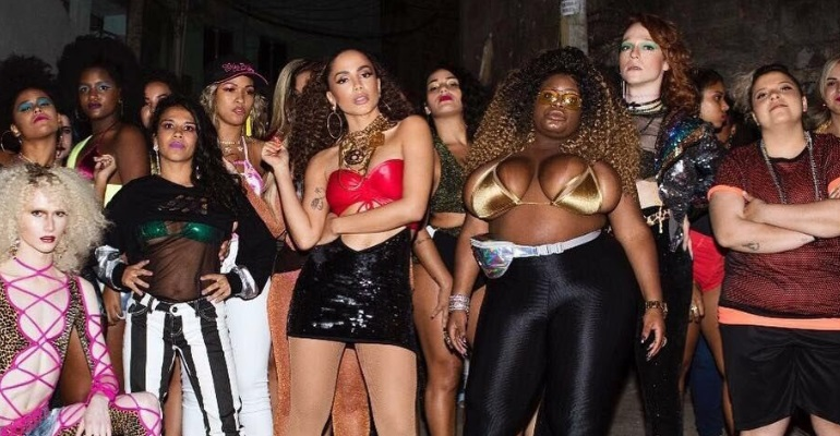 "Anitta lança ""Vai Malandra"", último single do projeto ""Check Mate"""