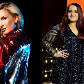 """Ouça o novo single de Claudia Leitte, """"Lacradora"""", com Maiara e Maraisa"""
