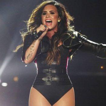 Demi Lovato virá com sua nova turnê para o Brasil em 2018!
