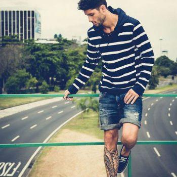 Homens de 30: perca o medo de usar bermudas