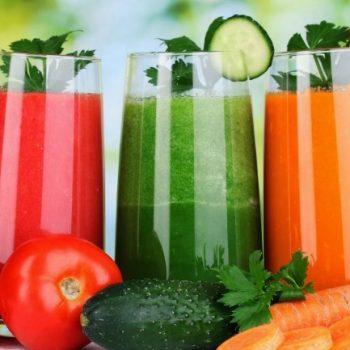 FITNESS: 5 receitas de sucos para desintoxicar!