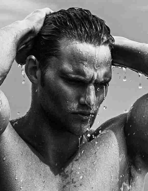 Homens de 30: 5 dicas para cuidar dos cabelos no verão!