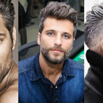 Homens de 30: cabelos grisalhos, um caso de amor e ódio!
