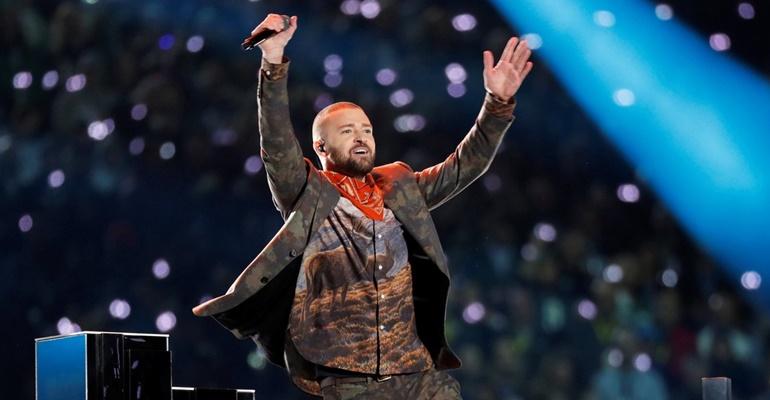 Assista ao show do Justin Timberlake no Super Bowl!