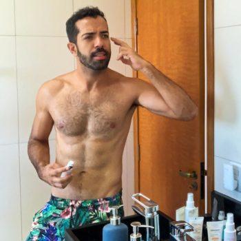 Homens de 30: Sete produtos de beleza que todo homem deve ter!