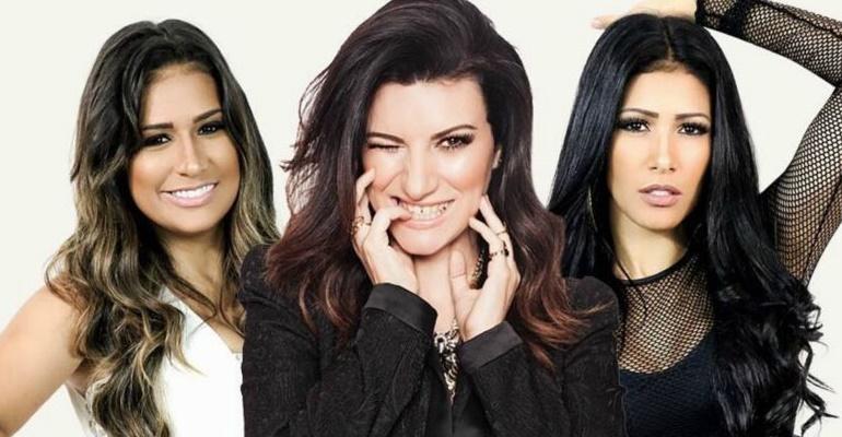 """Ouça """"Novo"""", parceria de Laura Pasini e a dupla Simone & Simaria!"""