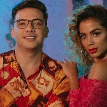 """Confira """"Romance com Safadeza"""", parceria de Wesley Safadão e Anitta"""