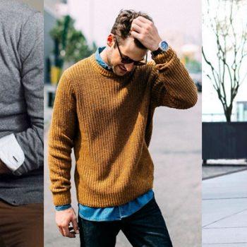Homens de 30: Dicas e inspirações para usar cardigãs e suéteres