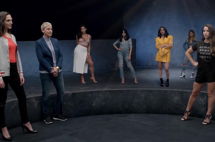 Com JLo, Camila Cabello, Cardi B e outras grandes mulheres, Maroon 5 lança clipe!
