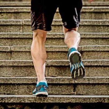 Subir escadas é um poderoso exercício físico