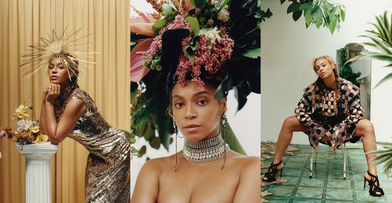 Em edição histórica, Beyoncé é destaque da revista Vogue