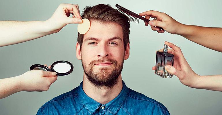 Homens deixaram 20 bilhões no setor beleza em 2017