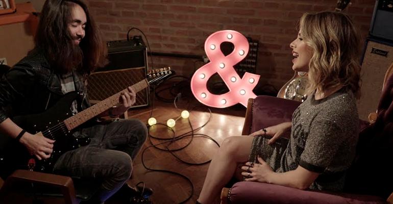 Grito Mudo: Nova faixa do Nós Voz Eles de Sandy é lançada