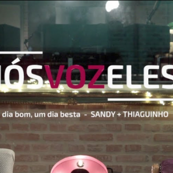 """Sandy lança """"Dia Bom, Dia Besta"""" com Thiaguinho"""