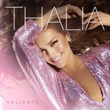 Thalia apresenta seu novo álbum Valiente