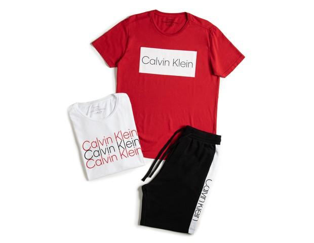 Calvin Klein lança linha fitness em parceria com a Centauro