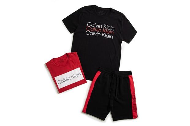 Nova linha fitness da Calvin Klein