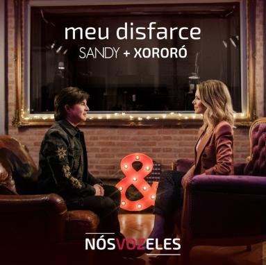 "Sandy lança ""Meu Disfarce"" em parceria com Xororó"