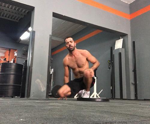 Homens de 30: A falta de atenção no treino pode trazer lesões