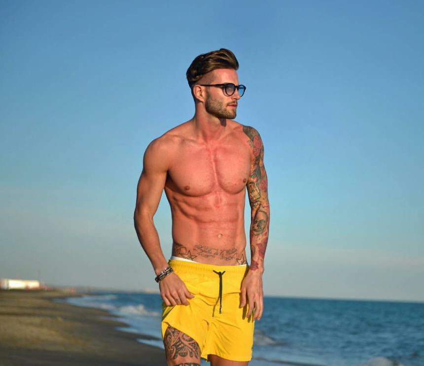 ESPECIAL: Shorts masculinos de verão para te inspirar!