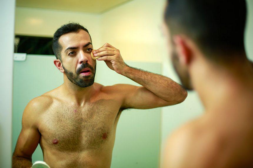MAQUIAGEM MASCULINA! Você usa maquiagem no seu dia-a-dia?