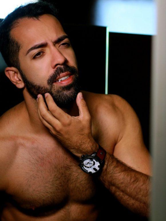 Cuidados no inverno #04: Barba