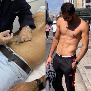 Cuidados com abdômen: CrossFit, Enzimas e Dieta