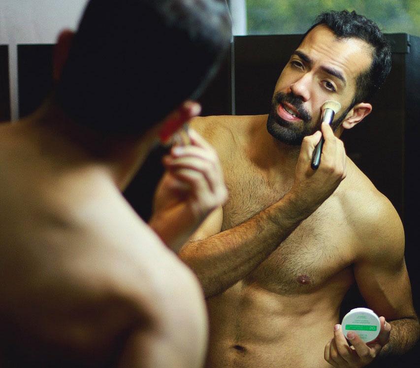 Excesso de oleosidade? A pele masculina requer atenção especial