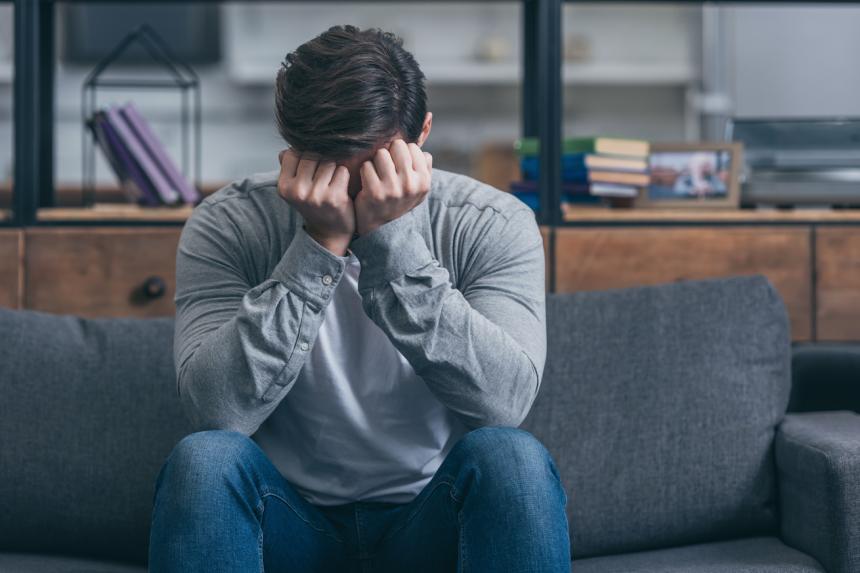 Vamos falar sobre depressão masculina?