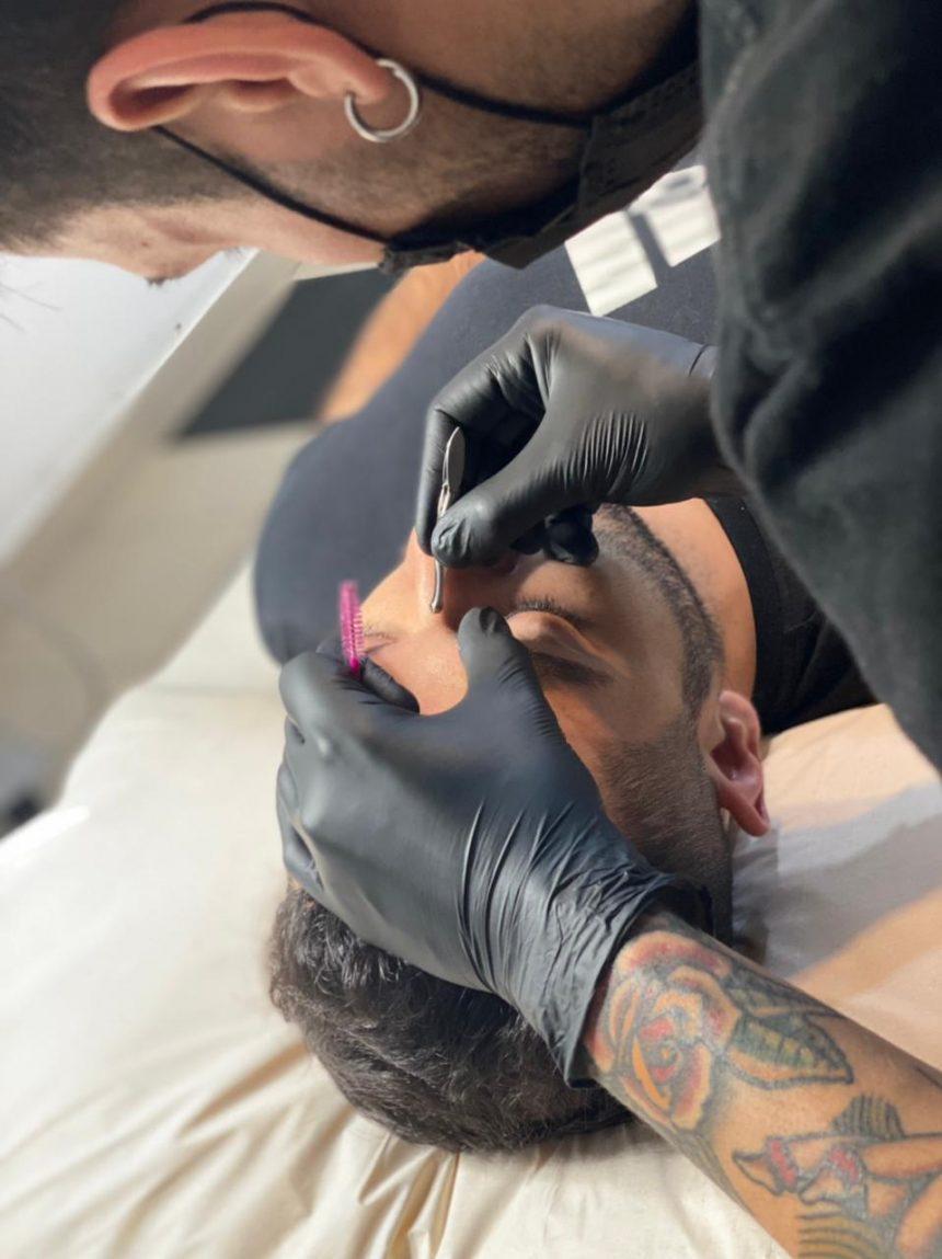 Design de sobrancelha: O cuidado que pode aumentar a autoestima masculina