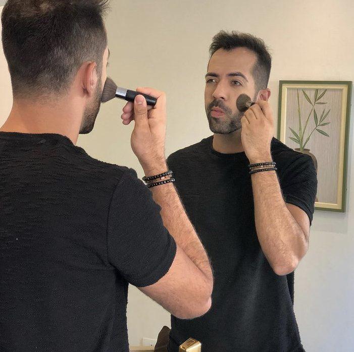 Maquiagem masculina: Três produtos que hidratam a pele